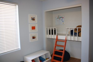 Parker's Tucson Playroom Remodel Project