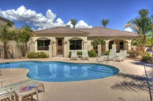 Furnished Tucson Luxury Condo - Price reduction for January!