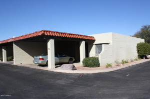 Tucson Prince Townhouses