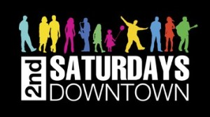 2nd Saturdays Downtown!