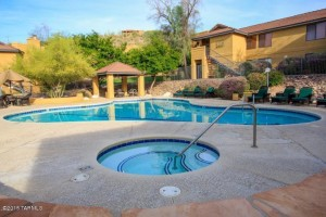 Catalina Foothills Condo Rental