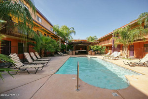 Central Tucson Condo for Rent