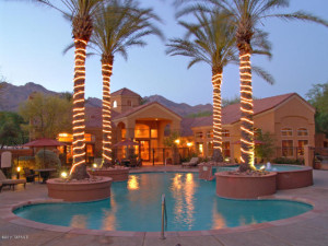 Pinnacle Canyon Condo Rental