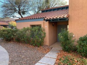 Tucson Townhouse For Rent