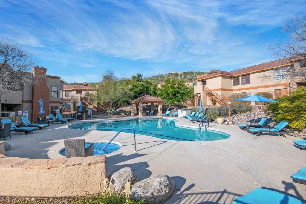 Villas At Sabino Canyon Condos